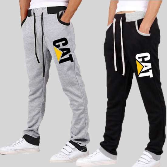 Bunde of 2 Sweat Trouser with Cat Logo