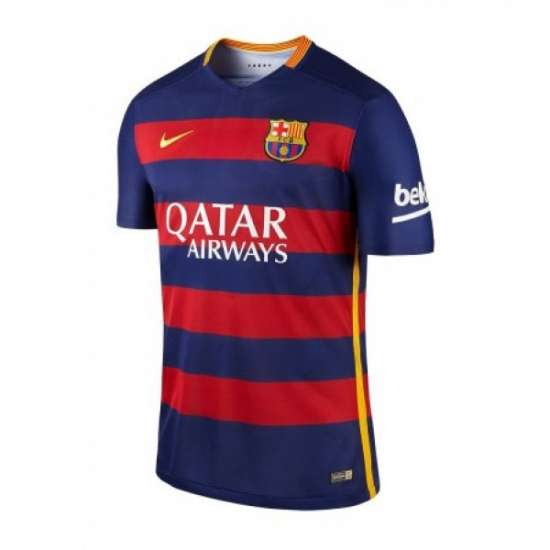 2015-2016 BARCELONA AUTHENTIC HOME NIKE SHIRT