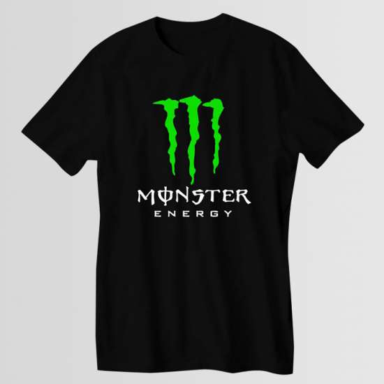 Monster Logo T-Shirt