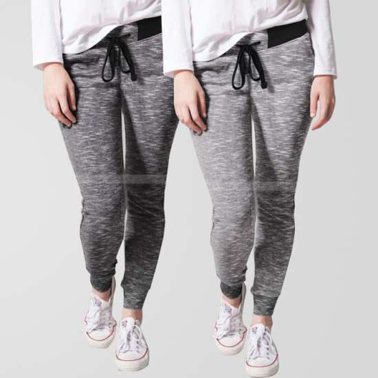 Pack of 2 Jogger Pants Women's