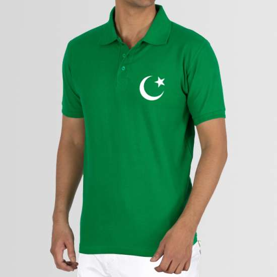 Pakistani Polo T-Shirt for Men & Boys