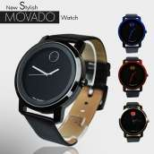 New Stylish MOVADO Watch