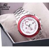 Edifice Casio Chain Watch Design 3