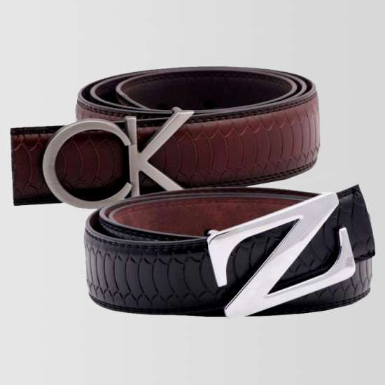 Bundle of 2 Zara & Ck Belts