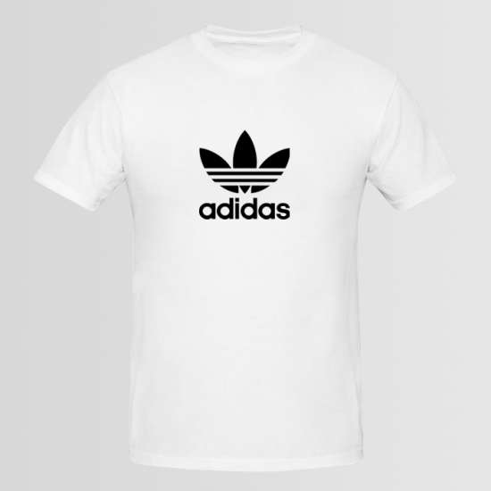 Adidas New Big Logo T-Shirt