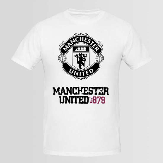 Manchester Logo T-Shirt (Available In 7 Colors)