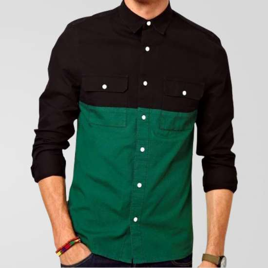 Flare Casual Shirt