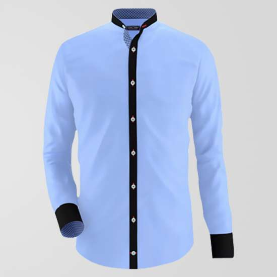 Ice Fall Casual Shirt