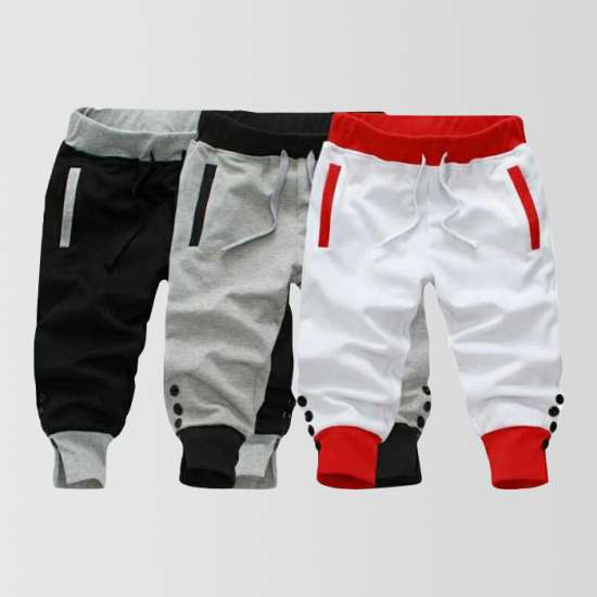 Bundle Of 3 Bermuda Shorts