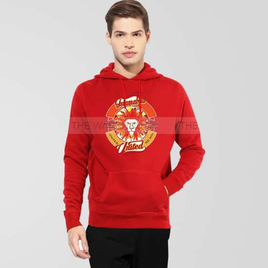 Islamabad United Psl Red Hoodie