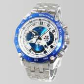 Casio Edifice Sls 4 Auto Date Chain Watch