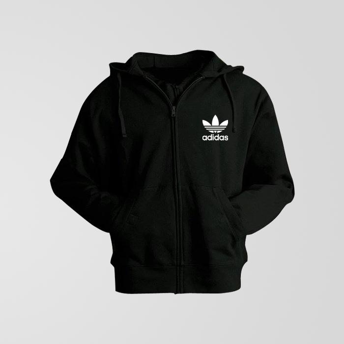 Black Fleece New Adidas(Small Logo) Zipper Hoodie - Thestore.pk b1920ca7c115